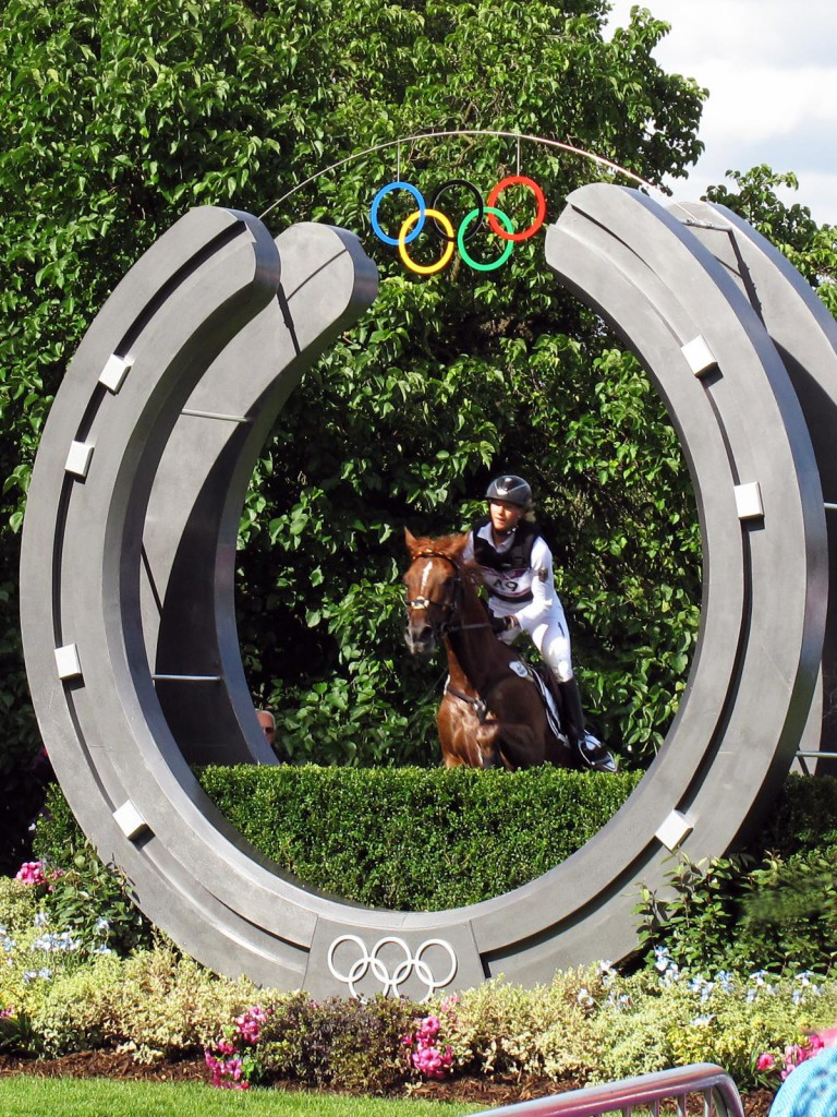 The purchase of Fleming Farm by Great Meadow will allow the facility to host selection trials for the Olympics. (Wikipedia)