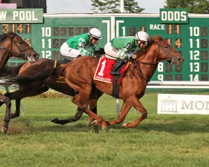 Middleburg is one of two Virginia-breds nominated to the Cup