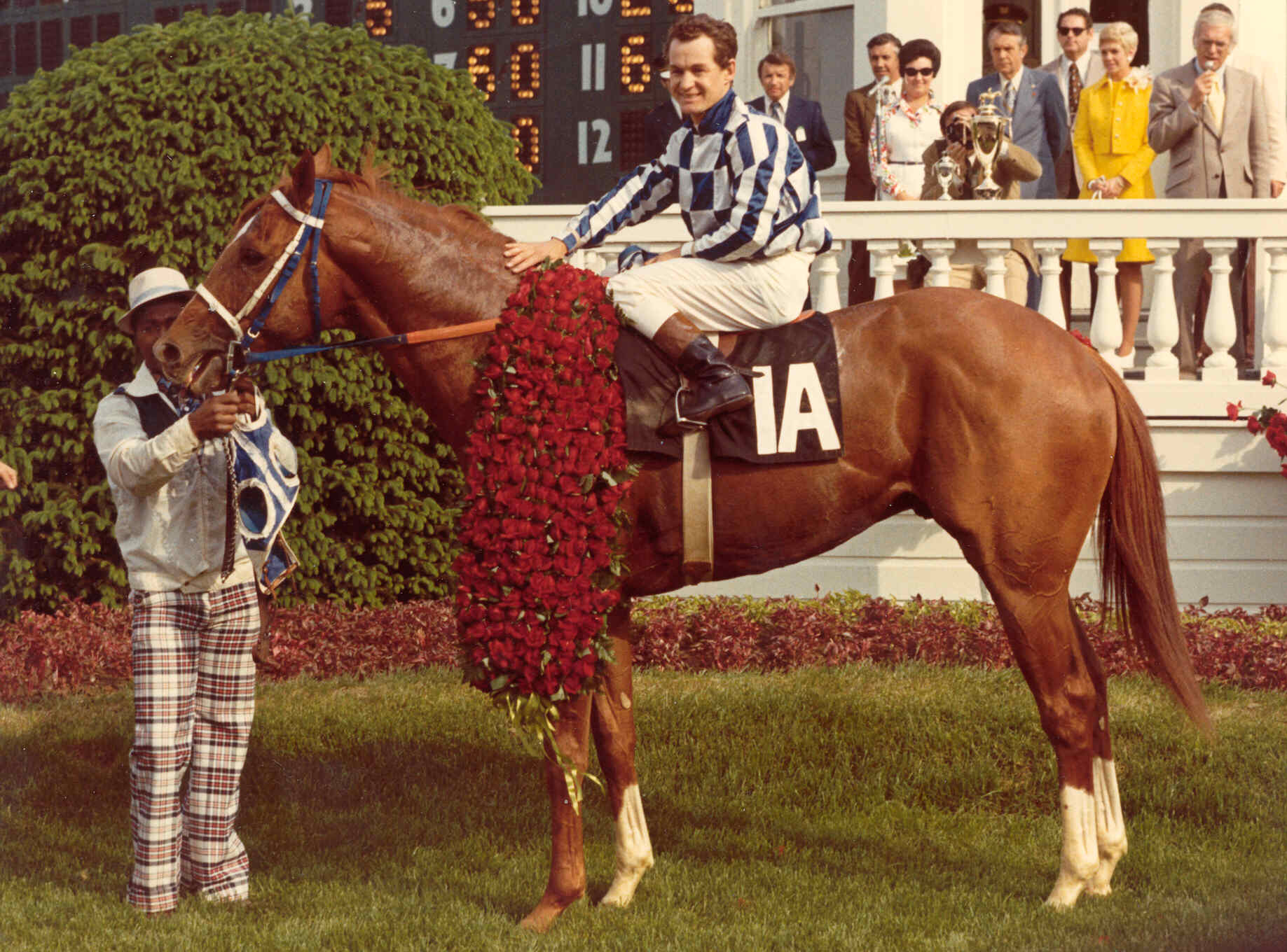 Secretariat's annual birthday celebration will be at The Meadow Event Park.